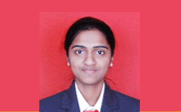 Congratulations Miss. Surve Shubhangi