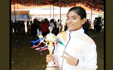 Congratulations Miss. Vabhavi Devkate
