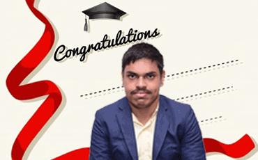 GPAT 2019 - Sagade Jaydeep AIR 686