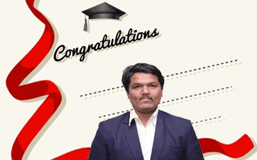 GPAT 2019 - Dhumal Manish - AIR 846