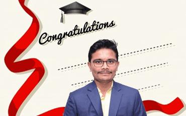 GPAT 2019 - Raut Nagesh -AIR 686